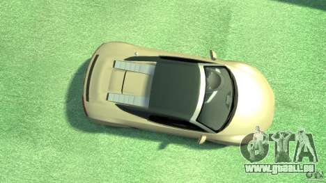Audi R8 Spyder v10 [EPM] pour GTA 4 est un droit