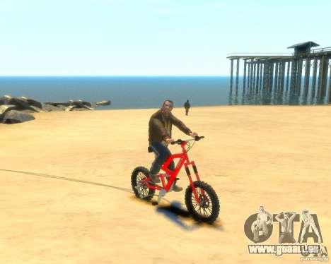 Mountain bike pour GTA 4