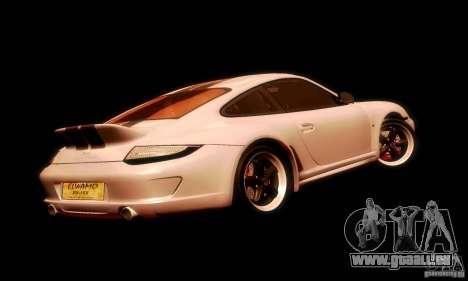 Porsche 911 Sport Classic pour GTA San Andreas vue de côté