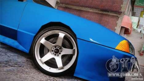 FM3 Wheels Pack pour GTA San Andreas onzième écran