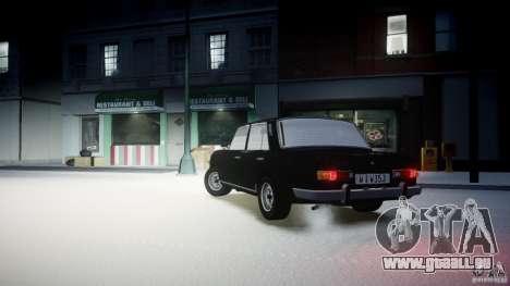 Wartburg 353 W Deluxe für GTA 4 linke Ansicht