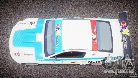 Ford Mustang GT-R für GTA 4 rechte Ansicht