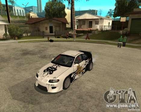 Vauxhall Monaro Rogue Speed für GTA San Andreas