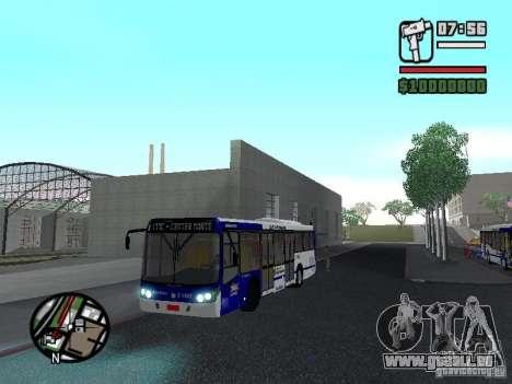 Busscar Urbanuss Ecoss MB 0500U Sambaiba pour GTA San Andreas