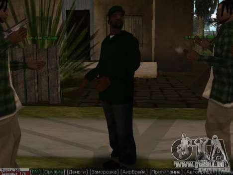 Dope pour GTA San Andreas deuxième écran