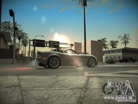 ENB Series by Raff V3.0 pour GTA San Andreas deuxième écran