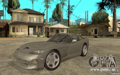 Dodge Viper GTS pour GTA San Andreas