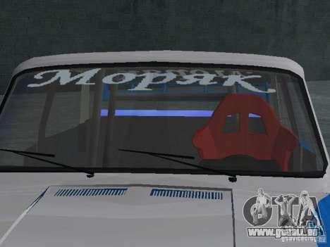 VAZ 2101 Sailor pour GTA San Andreas vue de droite