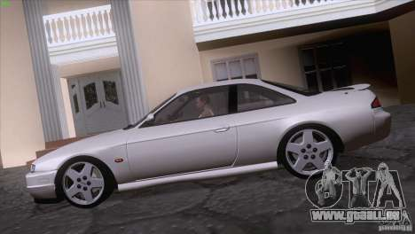 Nissan Silvia S14 Kouki pour GTA San Andreas vue de droite