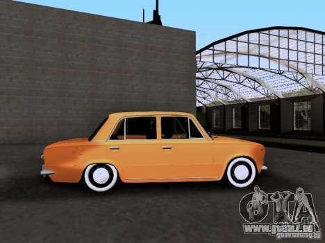 VAZ 2101 Resto pour GTA San Andreas laissé vue