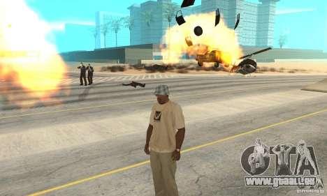 Gods_Anger (The WRATH Of GOD) für GTA San Andreas zweiten Screenshot
