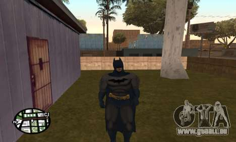 Dark Knight Skin Pack für GTA San Andreas her Screenshot