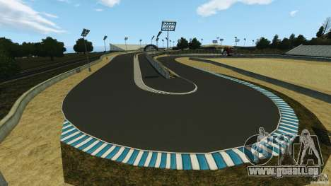 Laguna Seca [Final] [HD] für GTA 4 neunten Screenshot