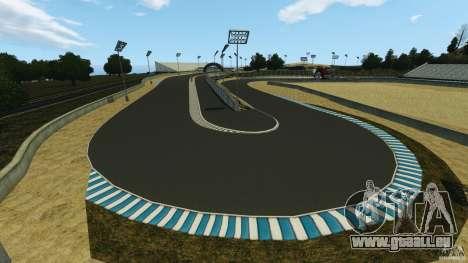 Laguna Seca [Final] [HD] pour GTA 4 neuvième écran