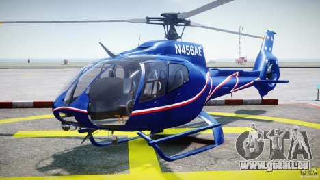 Eurocopter EC130B4 NYC HeliTours REAL pour GTA 4