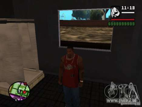 Private CJ für GTA San Andreas dritten Screenshot