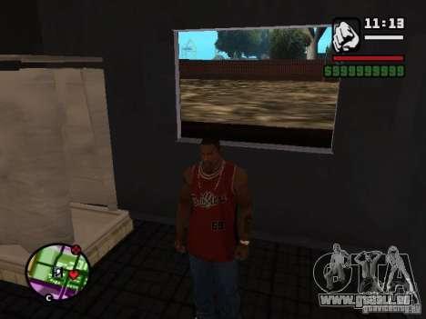 Private CJ für GTA San Andreas dritten Screenshot