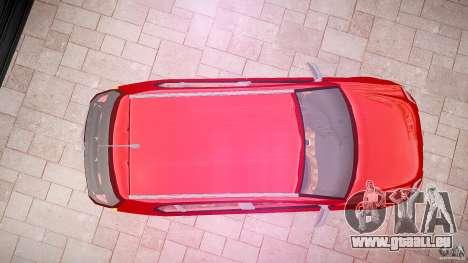 Opel Signum 1.9 CDTi 2005 pour GTA 4 est un côté