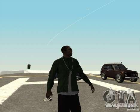 Andere animation für GTA San Andreas