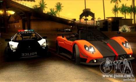 SA_gline v3. 0 für GTA San Andreas
