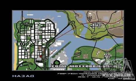Pepsi Market and Pepsi Truck pour GTA San Andreas cinquième écran