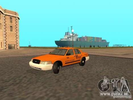 Ford Crown Victoria San Francisco Cab für GTA San Andreas