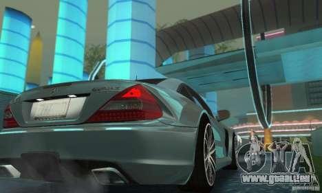 ENBSeries by dyu6 pour GTA San Andreas deuxième écran