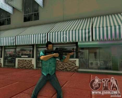 M4A1 für GTA Vice City dritte Screenshot