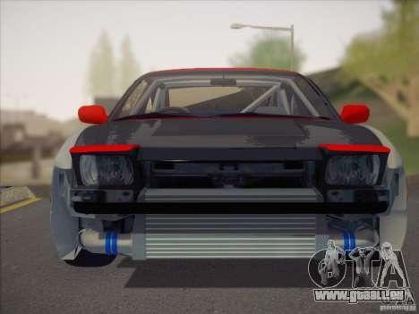 Nissan RPS13 Drift Korch für GTA San Andreas rechten Ansicht