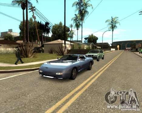 ENBSeries by Sashka911 v3 für GTA San Andreas zweiten Screenshot