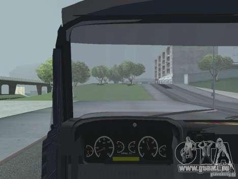 Aktives Dashboard 3.0 für GTA San Andreas zwölften Screenshot