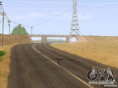 HQ Country Desert v1.3 pour GTA San Andreas dixième écran