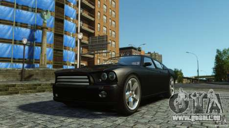 Civilian Buffalo v2 pour GTA 4