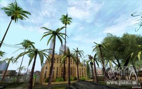 Sa Game HD pour GTA San Andreas deuxième écran