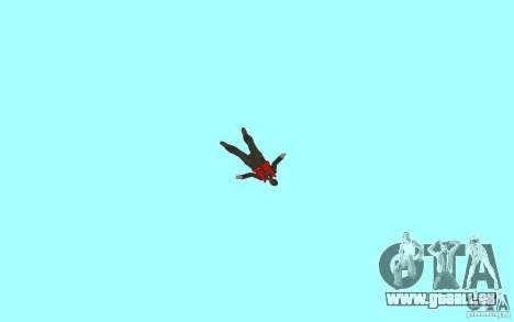 Unique animation of GTA IV V3.0 pour GTA San Andreas dixième écran