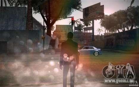 Lensflare v1.2 Final for SAMP pour GTA San Andreas quatrième écran