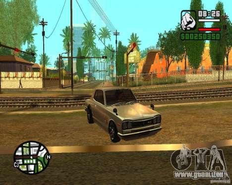 ENBSeries 2012 für GTA San Andreas dritten Screenshot