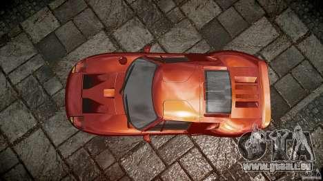 Ford GT für GTA 4 rechte Ansicht