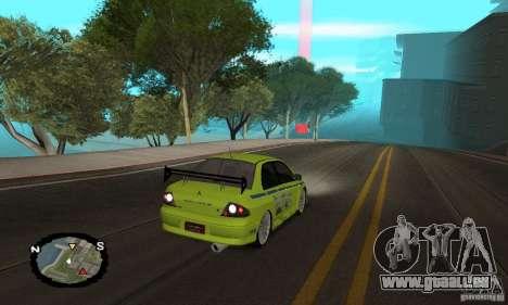 Courses de rue pour GTA San Andreas douzième écran