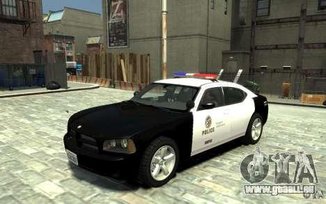 Dodge Charger LAPD V1.6 für GTA 4