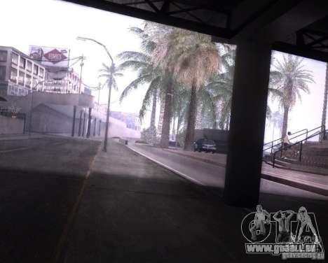 ENBSeries pour Ultra Pack Vegetetions pour GTA San Andreas quatrième écran