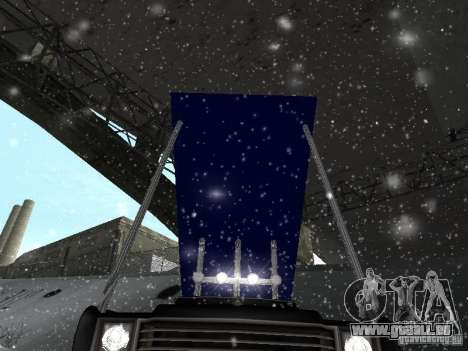 Pickup-Sprungbrett für GTA San Andreas rechten Ansicht