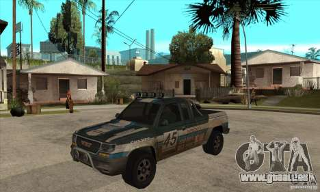 Nevada from FlatOut 2 pour GTA San Andreas
