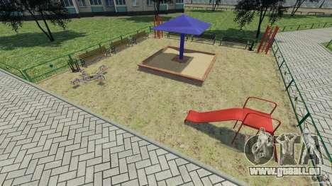 Kriminelle Russland RAGE für GTA 4 fünften Screenshot