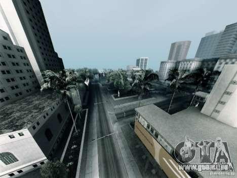 Setan ENBSeries pour GTA San Andreas quatrième écran