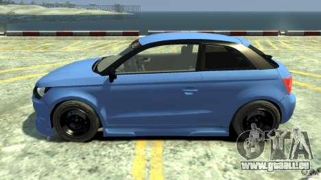 Audi A1 pour GTA 4 est une gauche