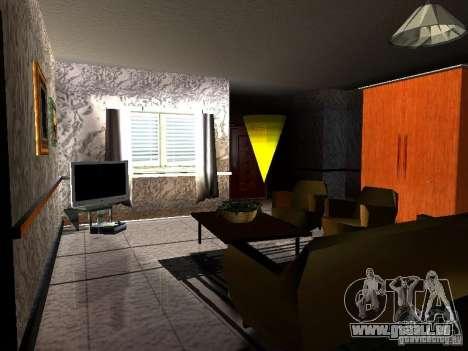 Nouvelle TV pour GTA San Andreas quatrième écran