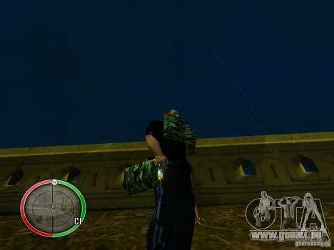 Le nouvel explosif pour GTA San Andreas deuxième écran