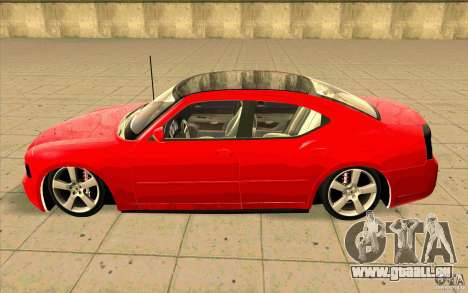 Dodge Charger RT 2010 für GTA San Andreas linke Ansicht