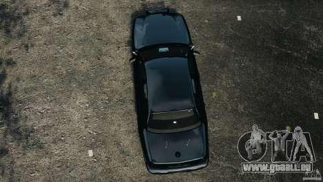 Ford Crown Victoria Police Unit [ELS] für GTA 4 rechte Ansicht